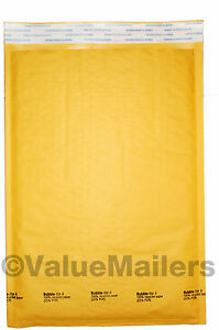 1000 4 9 5x14 5 Kraft Bubble Padded Envelope Mailers