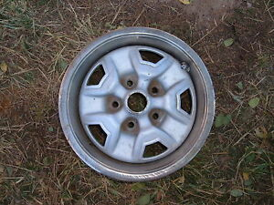 83 88 Oldsmobile Cutlass 14 X 5 5 Ralley Wheel Fwd