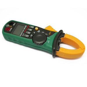 New Ms2108s 6600 T rms Ac Dc Current Clamp Meter Inrush Current Digital Meter
