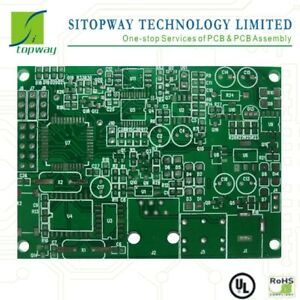 4 layer Pcb Board Etching Manufacture Lt10x10cm 10pcs