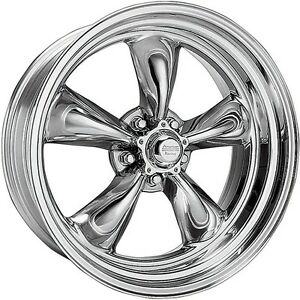 15x7 American Racing Torq Thrust 2 Wheels Chevy
