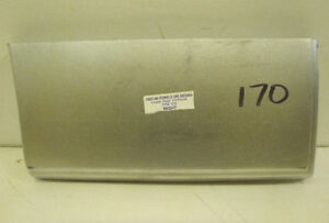 Ford 2 Dr Sedan Long Door Cabriolet Club Quarter Panel Left 1937 1940 170l Ems