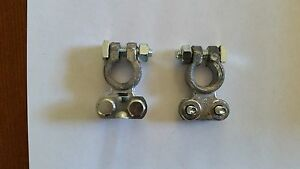 Deka Heavy Duty Battery Terminals Pair Of 2