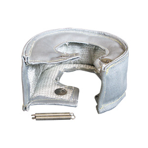 Turbo Charger Heat Shield Blanket Fiber For T3 T4 T4 Gt35