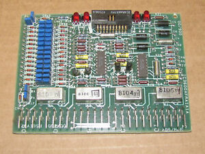 General Electric Ge Circuit Board Ic3600afra1a1a 00 900