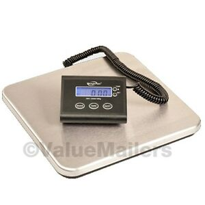 Weighmax 150 Lb Digital Shipping Postal Scale W A c
