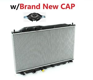 Radiator W brand New Cap 2922 For 06 11 Honda Civic 1 8l Usa Canada Built Only