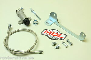 83 93 Mustang T 5 External Hydraulic Slave Kit Ford Cable Bellhousing
