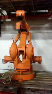 Abb Robot S4 Irb1400 Welding And Material Handling