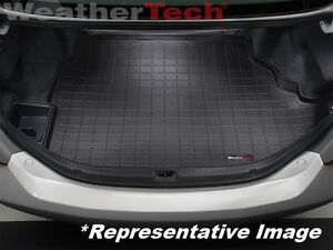 Weathertech Cargo Liner Trunk Mat For Toyota Camry 1992 1996 Black