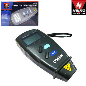 Non Contact Digital Laser Photo Tachometer
