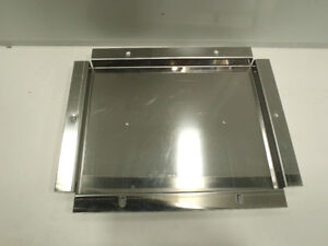 Ford Model A Pickup Bed Box Stainless Metal Pan 28 29 30 31 1928 1929 1930 1931
