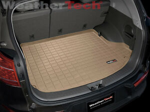 Weathertech Cargo Liner Trunk Mat For Kia Sportage 2011 2016 Tan