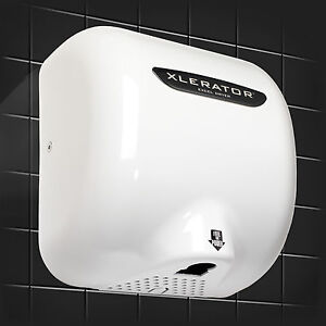 Excel Dryer Xl bw8 Xlerator New Commercial Restroom Hand Dryer High Speed 208v