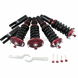 Cxracing 32 Step Damper Coilovers Suspension For 94 97 Cxracing Honda Accord Cd