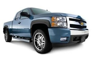 Oe Style Fender Flares 07 13 Chevy Silverado Reg Extend Long Std 6 5 8 Ft Bed