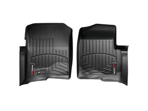 Weathertech Floor Mats Floorliner For Ford F 150 Lincoln Mark Lt 1st Row Black