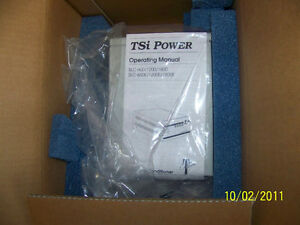 Tsi Power Corp Automatic Voltage Regulator Pn Slc 1800