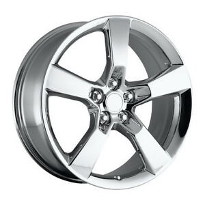 4 New 20 Camaro Ss 5x120 Rims Wheels Free Shipping