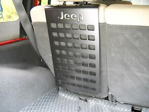 Jk Jeep 07 18 Molle Panel For Back Seat Storage
