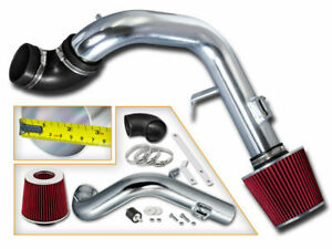 2 75 Red Cold Air Intake Induction Kit Filter 05 07 Chevy Cobalt Ss 2 0l L4