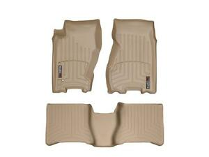 Weathertech Floor Mats Floorliner For Jeep Grand Cherokee 1999 2004 Tan