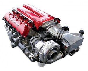 Paxton 2003 2006 Dodge Viper Srt 10 Supercharger Systems