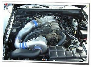 Vortech 2001 Ford Mustang Bullit 4 6l Supercharger Systems
