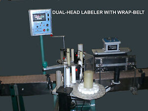 Pressure Sensitive Labeling Machine Front Back Wrap Or Select Type
