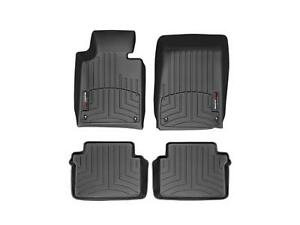Weathertech Floorliner Mats For Bmw 3 series e46 M3 Coupe Black