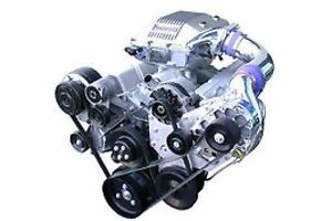 Vortech Carbureted Small Block Chevy Supercharger Systems