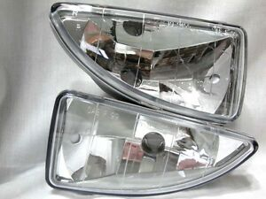 Front Side Driving Fog Light Lamps One Pair For 2000 2004 Focus