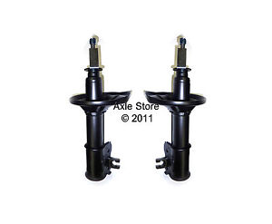 2 New Suspension Struts Shocks 1998 2002 Mazda 626 Front Pair 1 Year Warranty