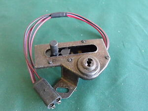 1968 Nos Ford Galaxie 500 Xl Console Start Switch 68