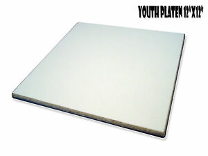 Screen Printing Platen Pallet Youth Kit 4 Platens