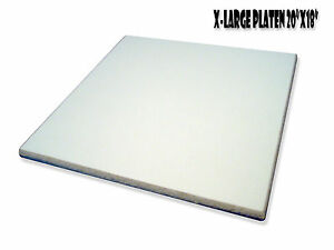Screen Printing Platen Pallet Extra Large Adult Kit 4 Platens X large