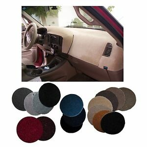 For 1977 1980 Mg Mgb New Plush Velour Dashcover Mat Dashmat Cover Dashboard Dash