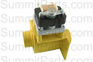 2 Inch 220v Overflow Port Drain Valve For Continental Girbau Washers G251835