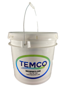 25 Lbs Parts Washer Detergent From Temco highly Concentrated Formula Saves