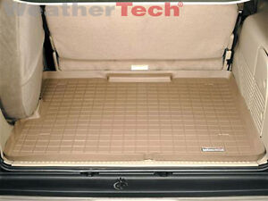 Weathertech Cargo Liner Trunk Mat For Ford Excursion 2000 2005 Small Tan