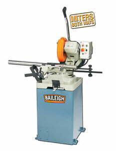 Baileigh Cs 315eu 12 5 Cold Saw