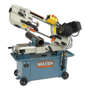 Baileigh Bs 712m Metal Cutting 7 Band Saw