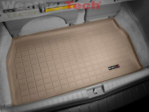 Weathertech Cargo Liner Trunk Mat For Toyota Sienna Small 2004 2010 Tan