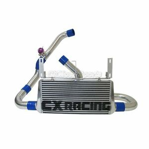 Cxr Intercooler Kit Oil Cooler For 96 04 Ford Mustang 4 6l V8 Supercharger