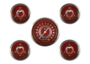 Classic Instruments 59 60 Impala El Camino Chevy Car Gauge Package Speedo V8