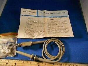 Hp 10014a Test Probe New Old Stock