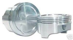 Auto Tec Small Block Ford 302 Inverted Dome Pistons