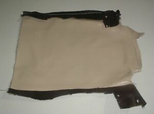 Bmw Leather Seat Upholstery Repair Panel Section Cream