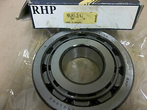 New Rhp Roller Ball Bearing Mrja1 3 4j Mrja134j Mrja13 4 1 3 4 Bore