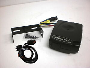 Pilot 80550 Electric Trailer Brake Control Ford Wiring Harness 3035